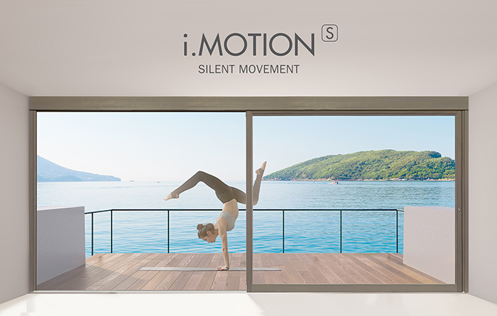 Motorised Lift&Slide iMotion-S